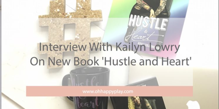 Interview With Kailyn Lowry On New Book 'Hustle and Heart'
