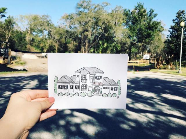 Florida blogger, Oh Happy Play shares a first look at her new home design. Have a home build coming up? Check out this new home design for inspiration!