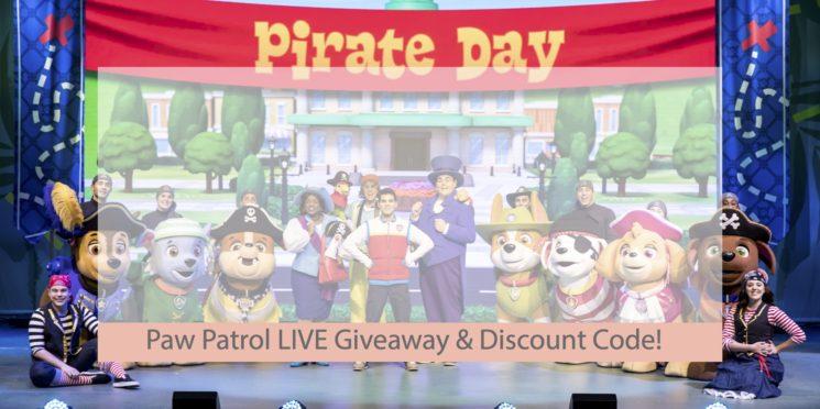 paw patrol live, paw patrol, Florida paw patrol show