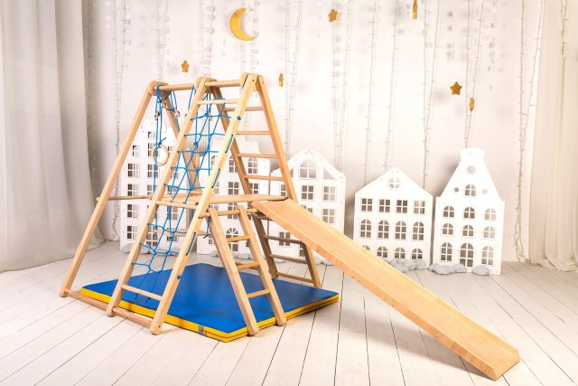 The Most Versatile Playset Every Kid Would Love: EZPlay. Check it out now!