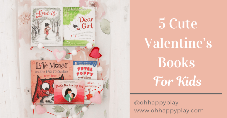 Valentine's Day books for kids, Valentine's Day beginning readers, bookshelf worthy, cute Valentine's Day bools for kids