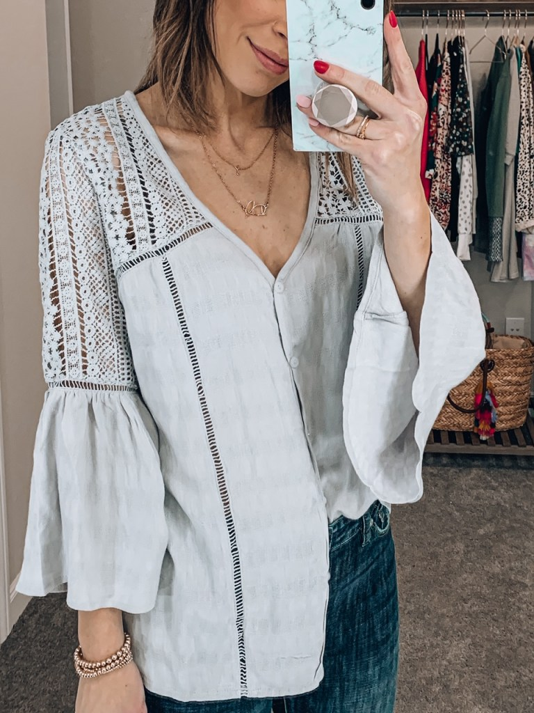 amazon crochet blouse