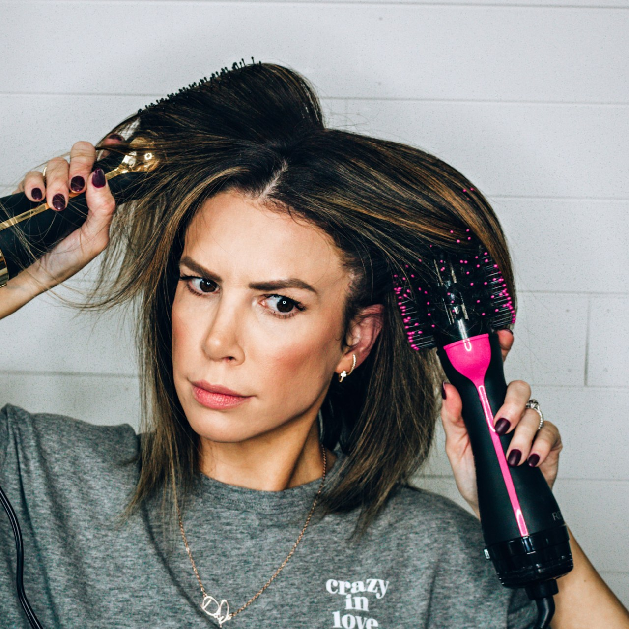 Revlon vs. Hot Tools: Battle of the one step blowout hairdryers