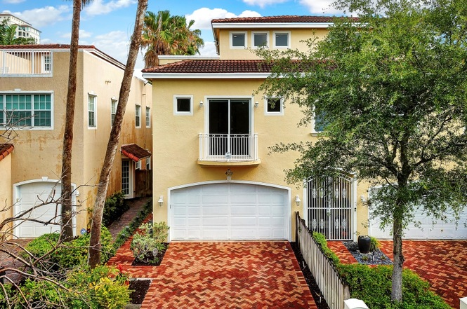 Fort Lauderdale Townhouse Condo