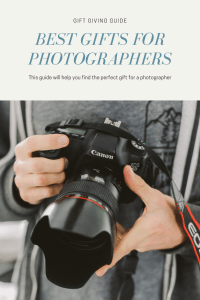 Photographers Gift Ideas - Gift Giving Guide for Photographers