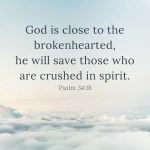 When Grief Comes, God is Near