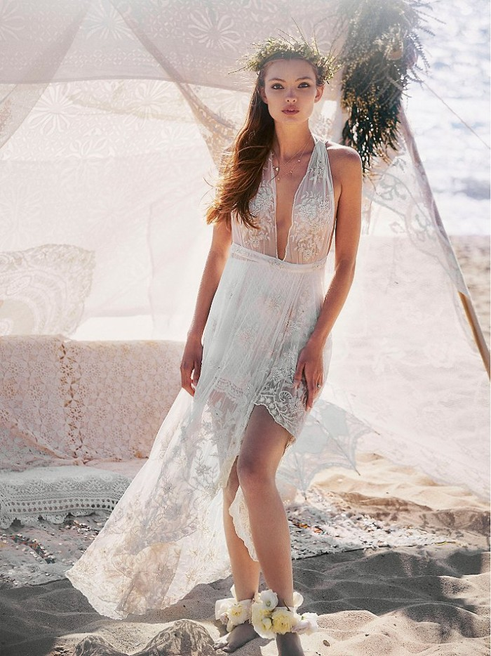 Immensely Beautiful Bohemian Wedding Dresses Ohh My My
