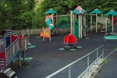 Play area, Ingleton centre