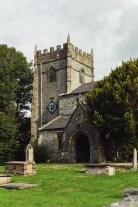 Ingleton Church, St Mary's