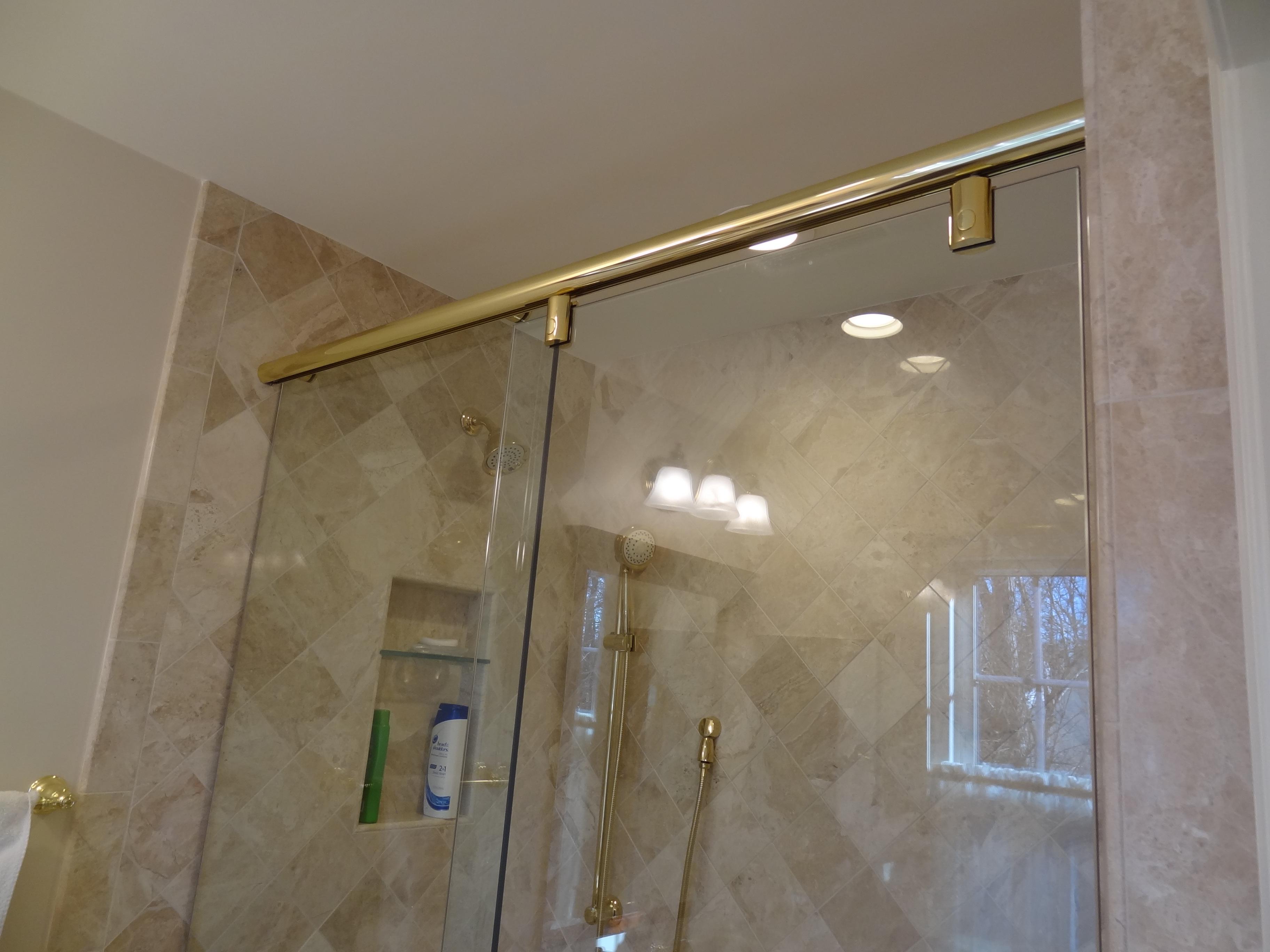 OHI Design Bathroom Shower Remodel