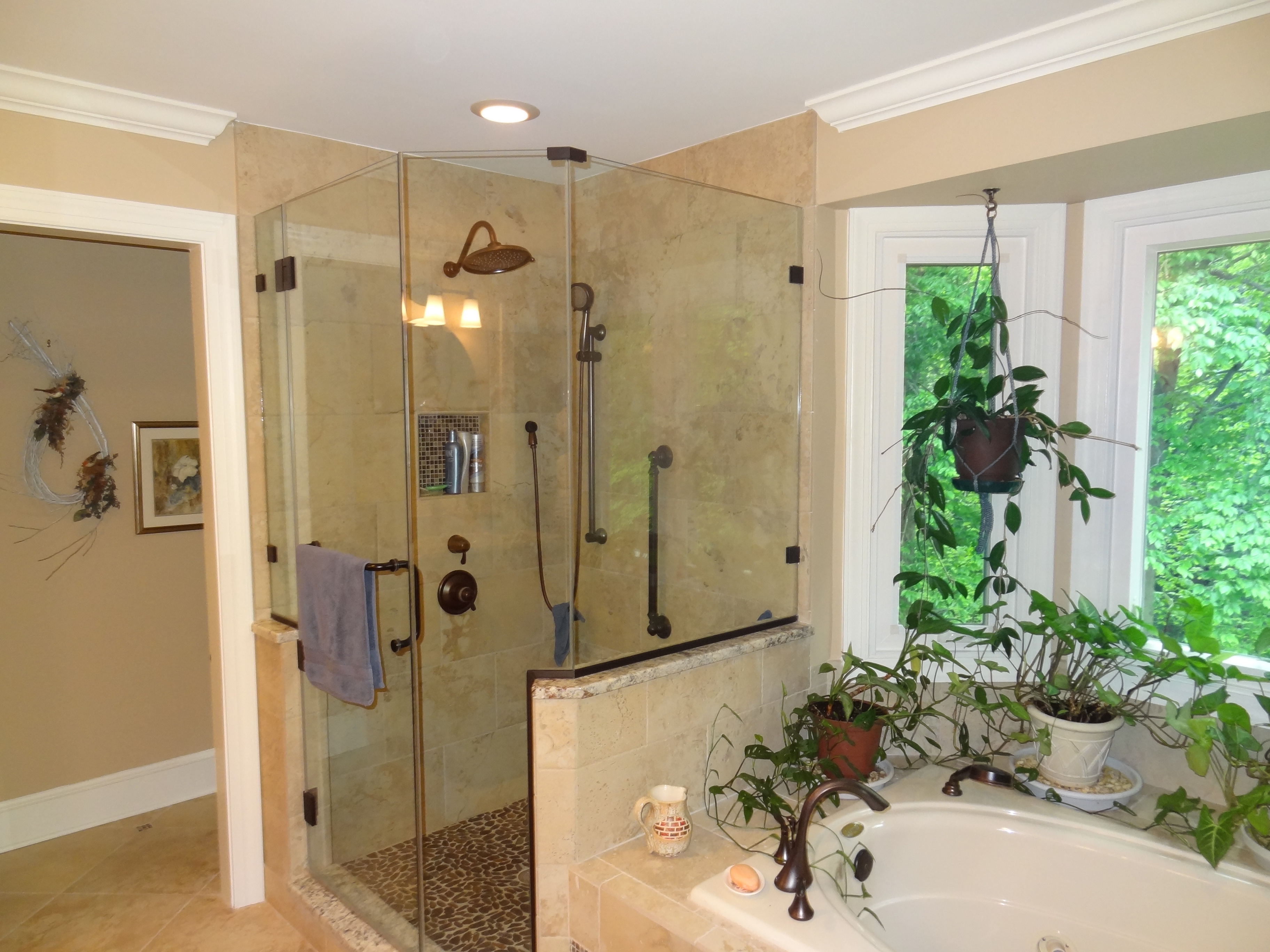OHI Design Bath and Shower Installation