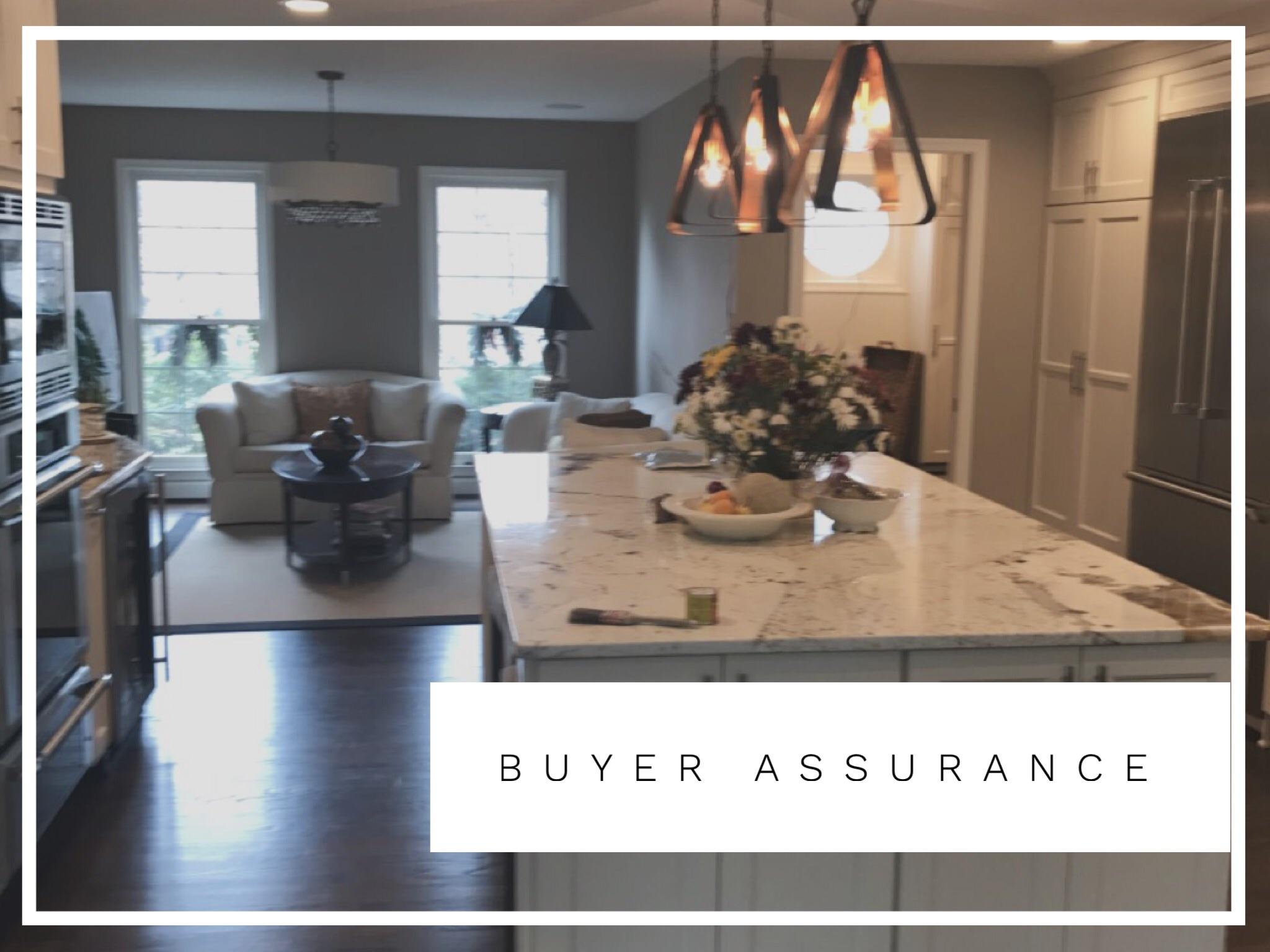 OHI Design Buyer Assurance