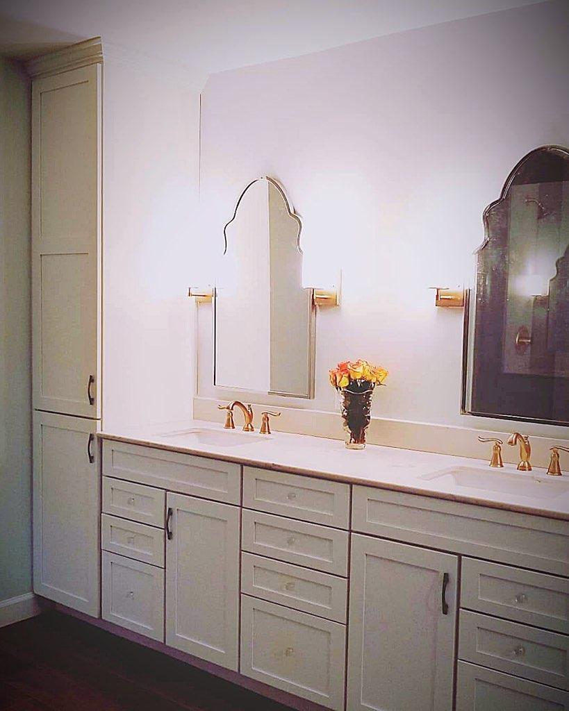 Bathroom Design by Carmen Saslas of OHI Design