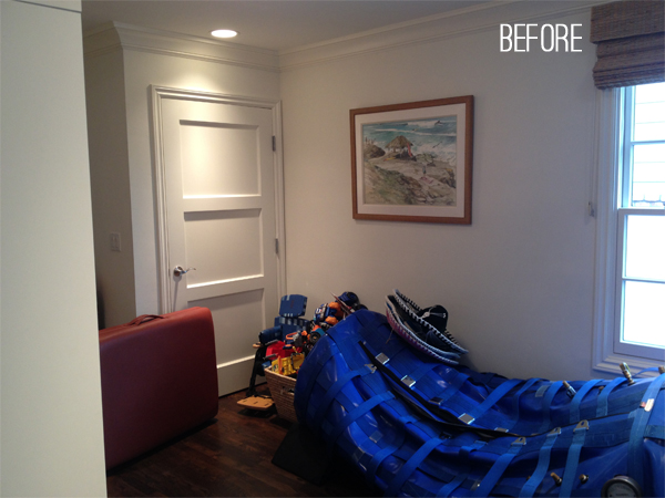 Before + Nursery Project