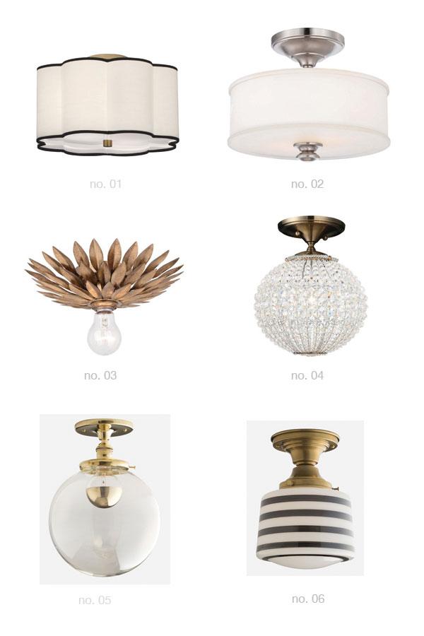 favorite-flush-mounts-via-ohidesignblog