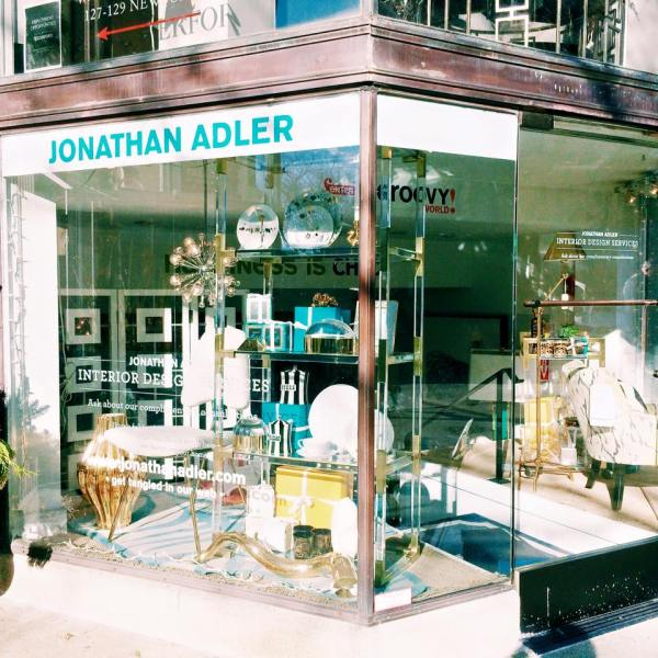 jonathan adler x oh i design blog