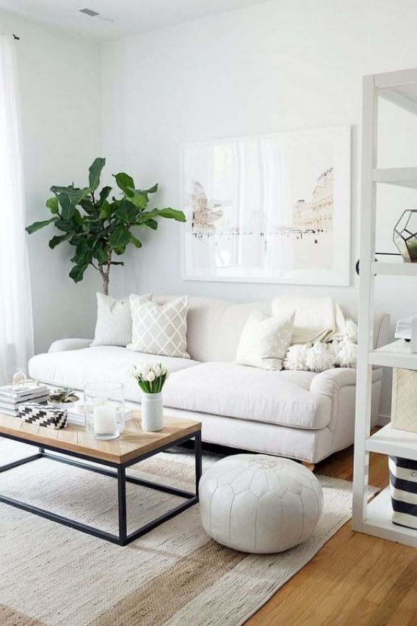 white roooms via oh, i design blog
