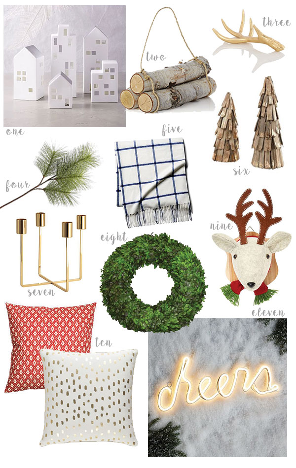 best holiday decor 2016