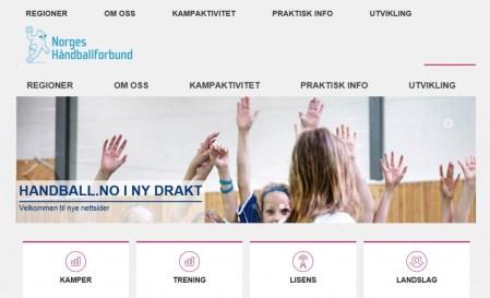 handball.no