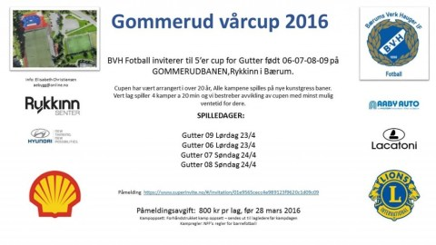 gommerud cup