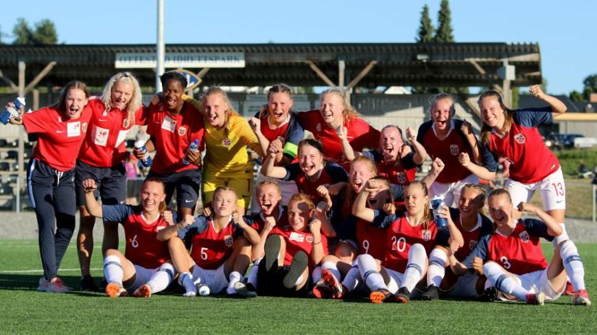 Norges J16-landslag