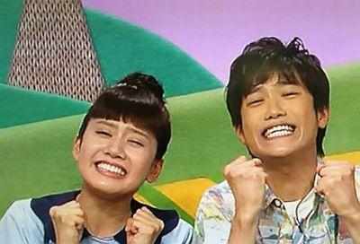 花田ゆういちろうの歯