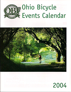 2004 Ohio Bicycle Events Calendar