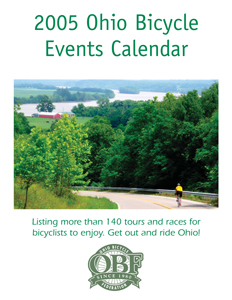 2005 Ohio Bicycle Events Calendar