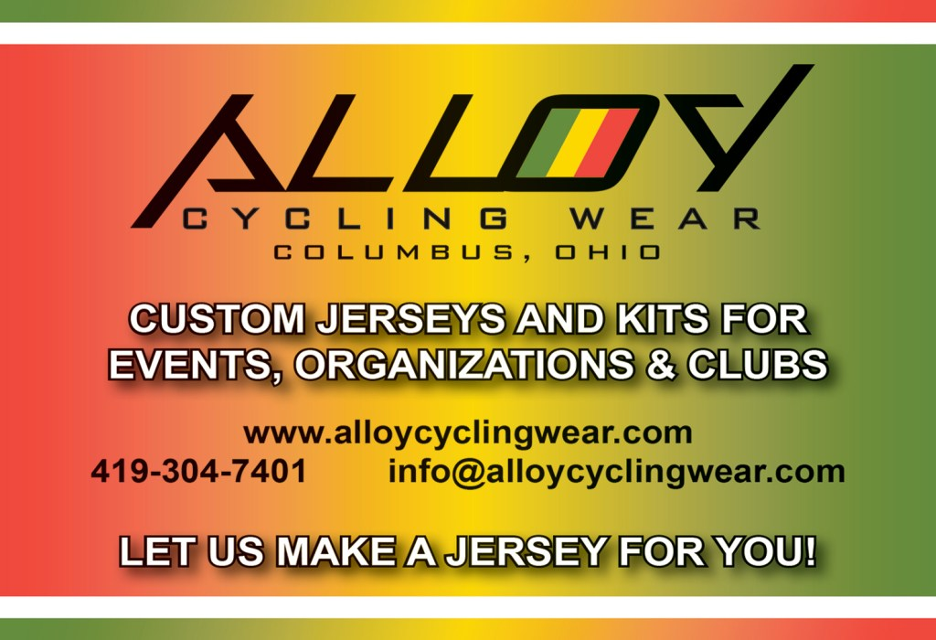 Image: Ad for Alloy Cycling Wear