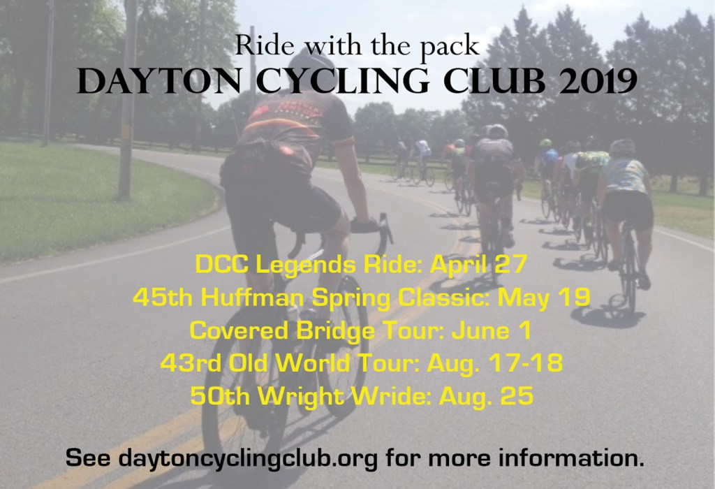 Image: Ad for Dayton Cycling Club