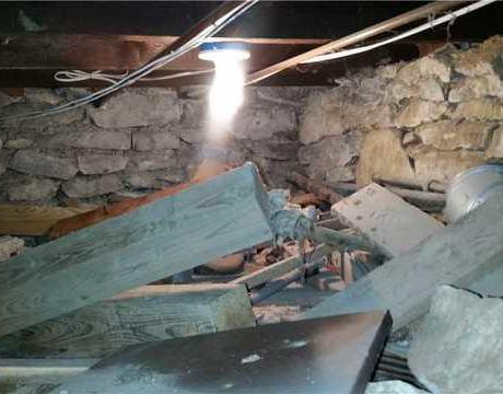 Crawl Space Encapsulation and Stabilization in Columbus, OH