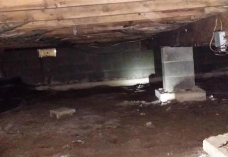 Crawl Space Stabilization and Encapsulation Projects Create a Safer, Healthier Home in Cable, OH