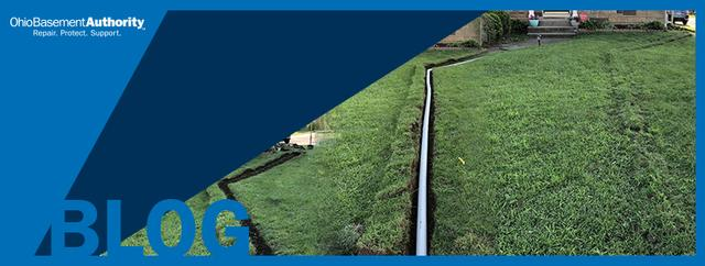 We can update your exterior drainage system to aid in keeping your home dry!