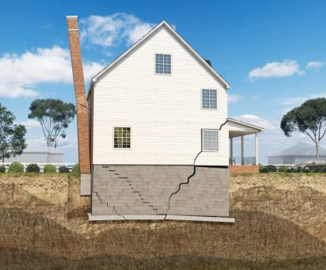 Don't Settle for Foundation Settlement: Piers Can Stabilize and Lift Settling Homes