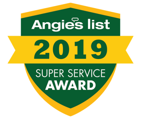 OBA and OBS Earn 2019 Angie's List Super Service Award