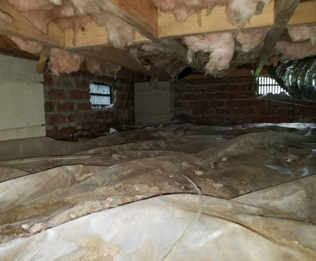 Crawl Space Vents – The Ugly Side