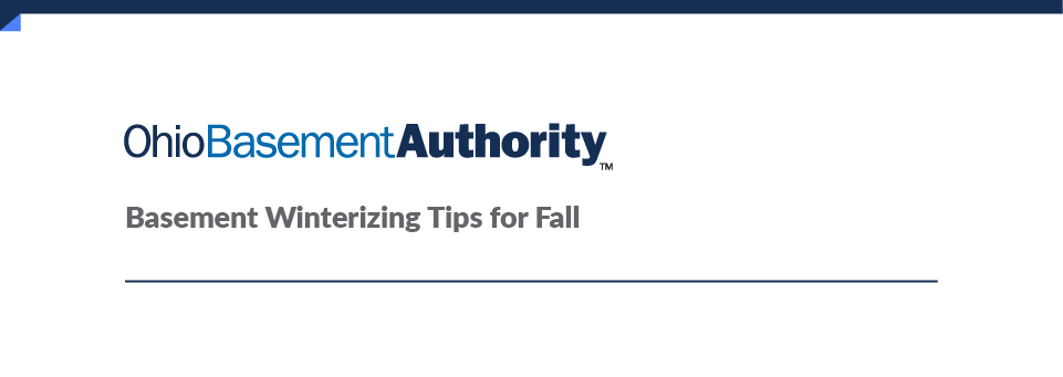 winterizing tips for fall