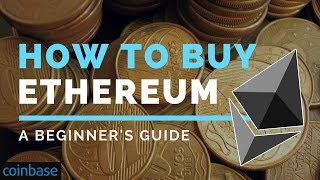 HOW TO BUY ETHEREUM - A Beginner's Guide