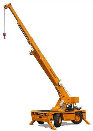 Broderson Carry Deck Crane