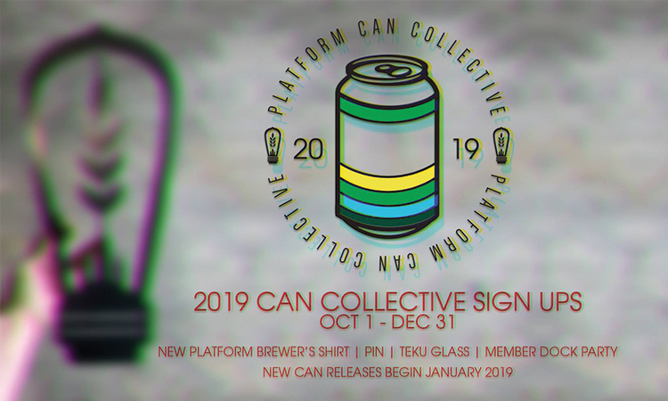 Platform Can Collective - 2019 Can Collective Signups Oct. 1 - Dec. 31