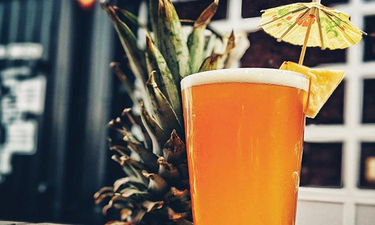 Findlay Brewing - 'Ono smoked pineapple wheat ale