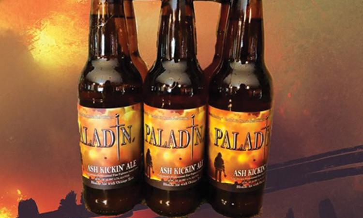 Paladin Brewing Ash Kickin Ale
