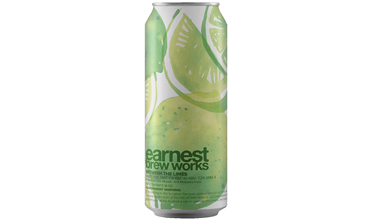 Earnest Brew Works - Between the Limes can
