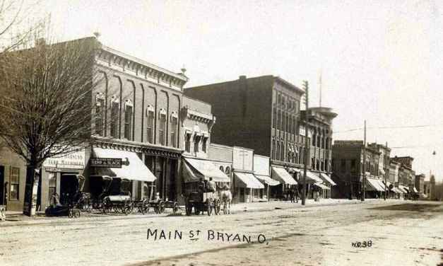 Biography of Eliel T. Binns of Bryan, Ohio