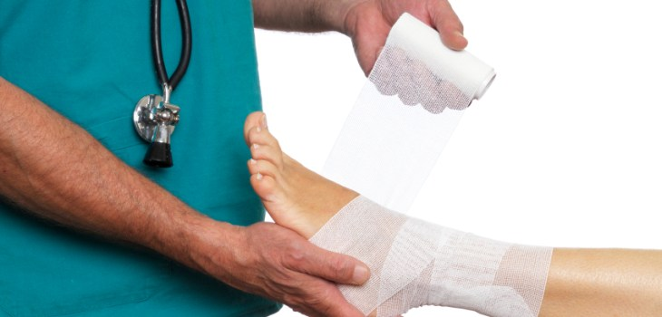 strains and sprains