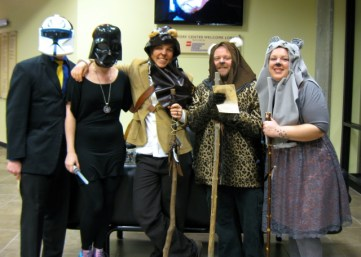 Star Wars Wedding Guests 3