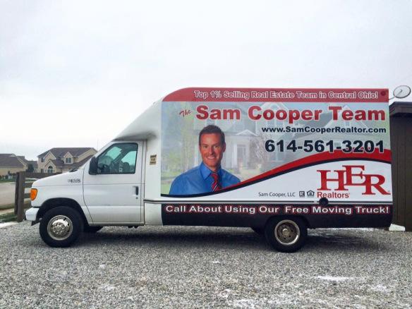 Sam Cooper HER, Park Trails Subdivision