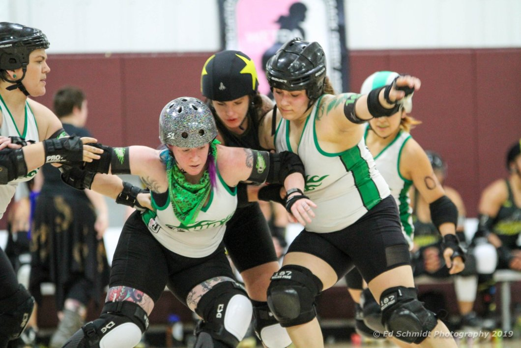 Rage Klover Kelsey blocking OHRD v Steel City 5.18.19 Ed Schmidt Photography