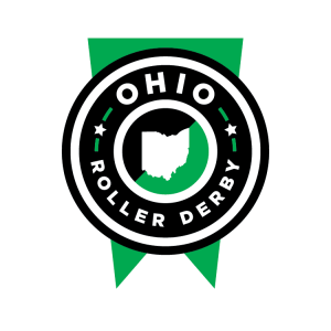 Ohio Roller Derby Logo Full Color