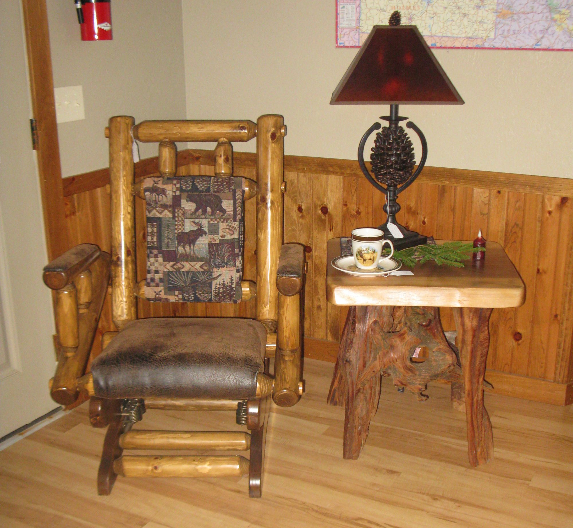 Quispamsis Valley Furniture Rustic